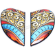 Sideplates for Airframe Pro Barong Helmet - 0133-1003