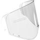 Clear Precision Optics Pinlock Inserts for Variant Helmets - 0130-0706
