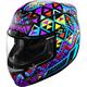 Blue Airmada Georacer Helmet