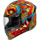 Red Airframe Pro Barong Helmet