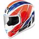 Red/White/Blue Airframe Pro Maxflash Helmet
