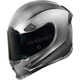 Silver Airframe Pro Quicksilver Helmet