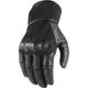 Men's Black Tarmac Gloves