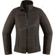 Women's Espresso Fairlady Textile Jacket