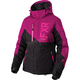 Women's Black/Wineberry/Electric Pink Fresh Jacket