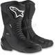 Black/Black SMX-S Boots