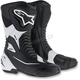 Black/White SMX-S Boots