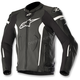 Black Missile Leather Jacket