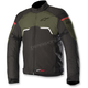 Black/Military Green Hyper Drystar Jacket