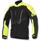 Black/Flo Yellow Venice Drystar Jacket
