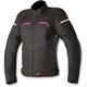 Women's Black/Fuchsia Stella Hyper Drystar Jacket