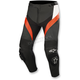 Black/White/Flo Red Missile Airflow Pants