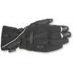 Black Primer Drystar Leather Gloves