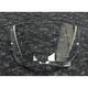 Clear Anti-Scratch HJ-27 Shield w/Insert Pins for DS-X1 Helmets - 510-200