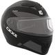 Gray Flex RSV Control Snow Modular Helmet