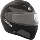Gray Flex RSV Control Snow Modular Helmet w/Electric Shield