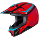Youth Red/Blue CL-XY II Bator MC-1 Helmet