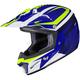 Youth Blue/Green/White CL-XY II Bator MC-2 Helmet