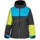 Women's Charcoal/Blue  Flurry Jacket