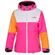 Women's Pink/White Flurry Jacket