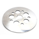 Stainless Steel Drilled Rear Brake Rotor - 1710-3218