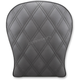 Black Lariat Detachable Pillion Pad - SA1024