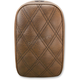 Brown Lariat Detachable Pillion Pad - SA1025