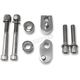 Floorboard Extension Kit for Harley CVO - FB-EXT17-C