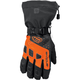 Black/Orange Quest Gloves