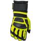 Black/Hi Viz Rove Gloves
