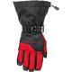 Black/Red Pivot Gloves