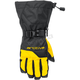 Black/Yellow Pivot Gloves