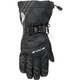 Women's Black Pivot Gloves