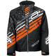 Black/Orange Comp Insulated Jacket