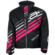 Women's Black/Pink Comp Insulated Jacket