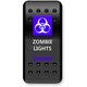 Zombie Lights Rocker Switch - 2106-0417