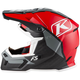 Red/Black/Gray F5 Ion Helmet