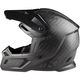 Matte Black/Carbon F5 Ghost Helmet