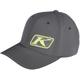 Dark Gray K Corp Hat