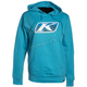 Women's Blue Vista Hoody