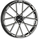 Black Procross 23x3.5 Forged Aluminum Front Wheel (ABS) - 10101-205-6012