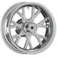 Chrome Procross 18x5.5 Forged Aluminum Rear Wheel (Non-ABS) - 10102-203-6500