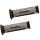 Silver/Brown Turismo Street Grips - A35041C6459