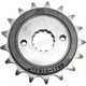 Front Rubber 17 Tooth Cushioned Sprocket - JTF512.17RB