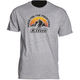 Light Gray Mountain Made T-Shirt