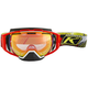 Tribal Warfare Red Oculus Snow Goggles - 3240-000-000-008