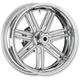 Chrome 7 Valve 17x6.25 Forged Aluminum Rear Wheel (Non-ABS) - 10302-201-6500