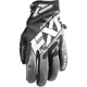 Black/Charcoal/White Elevation Lite Gloves