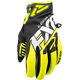 Black/Hi-Vis/White Elevation Lite Gloves