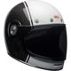 Gloss White/Carbon Bullitt Carbon Pierce Helmet